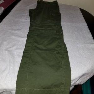 Old Navy worn look pants